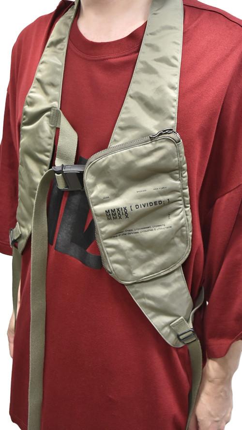 JULIUS holster vest 通販 GORDINI005