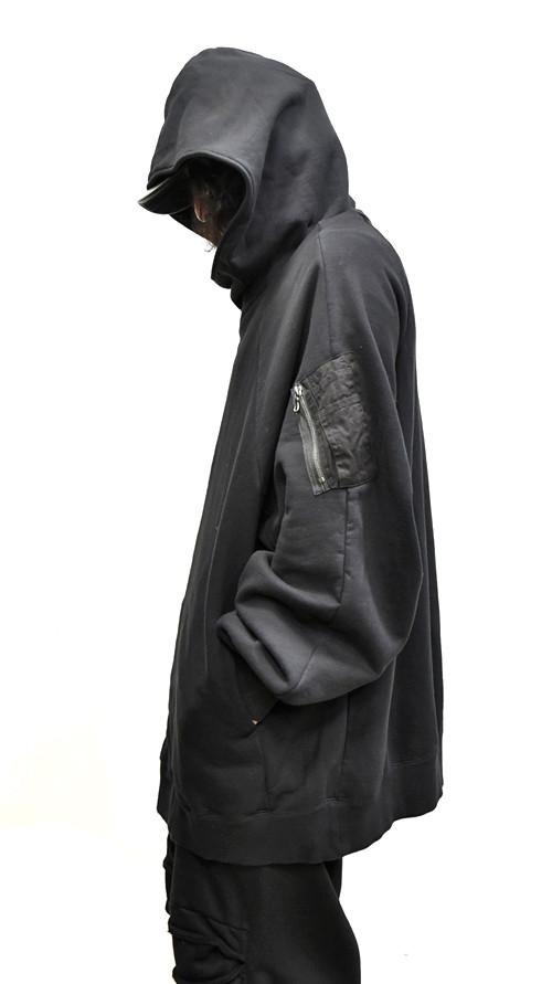 JULIUS MA-1 Style Hoodie 通販 GORDINI003