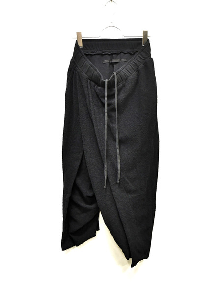 JULIUS creased  pants 通販 GORDINI001