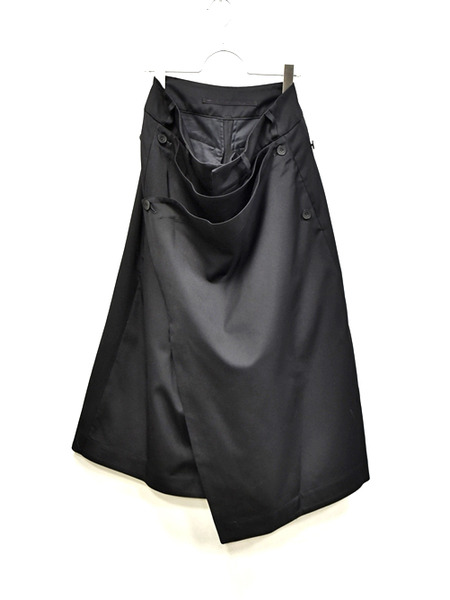 JULIUS baggy skirt trousers 通販 GORDINI001