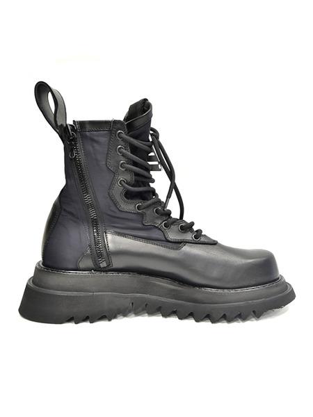 JULIUS military boots  通販 GORDINI011