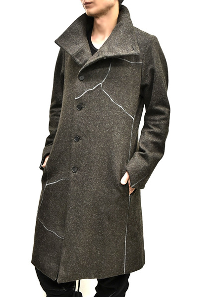 irofusi hibiware coat 着用 通販 GORDINI007