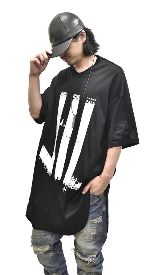 NILS Kamon Round T WHITE 通販 GORDINI005