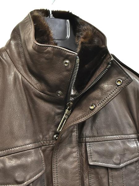 Galaabend leather item 通販 GORDINI023