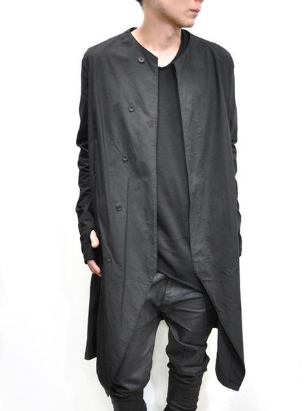 JULIUS カラーレスシャツコート 通販 GORDINI008