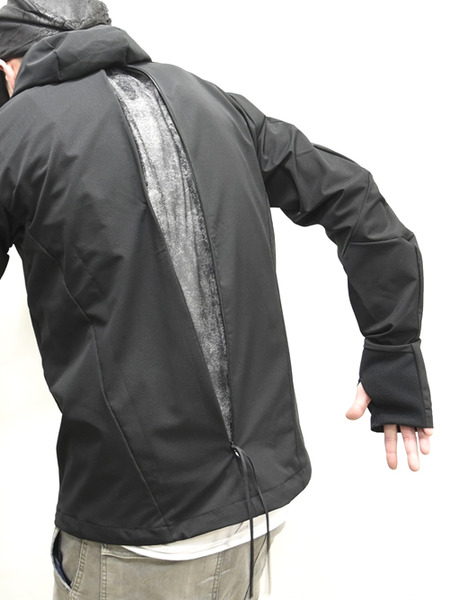 CIVILIZED ヴェロシティ フードジャケット 通販 GORDINI011