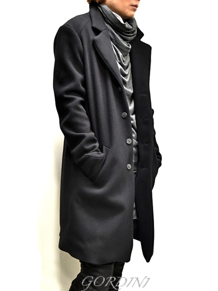 nostrasantissima coat 着用  通販 GORDINI010のコピー