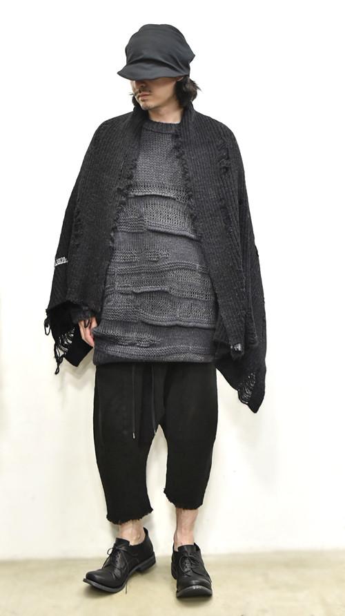 Nostra Pullover Knit 通販 GORDINI008
