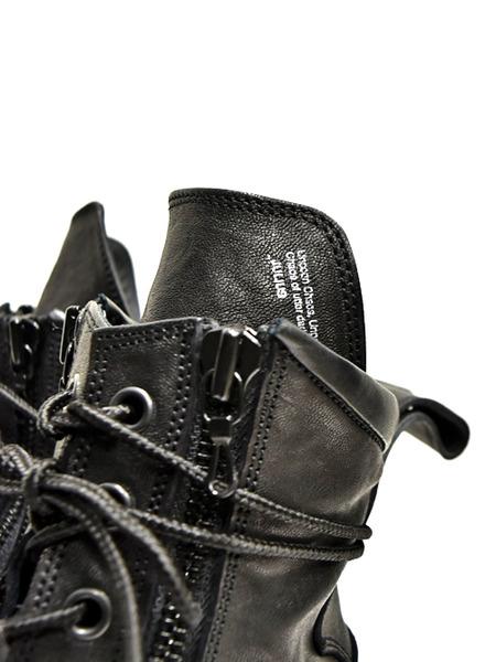 JULIUS combat boots 通販 GORDINI004