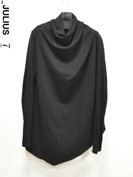 JULIUS neck drape cs 通販 GORDINI004