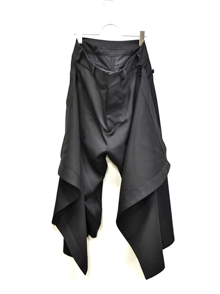 JULIUS baggy skirt trousers 通販 GORDINI003