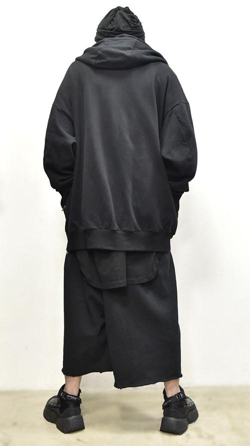 JULIUS Folded Baggy Pants 通販 GORDINI010