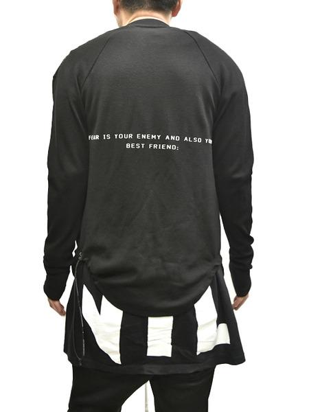 NILøS Skinny Zip Shirt 着用 通販 GORDINI005