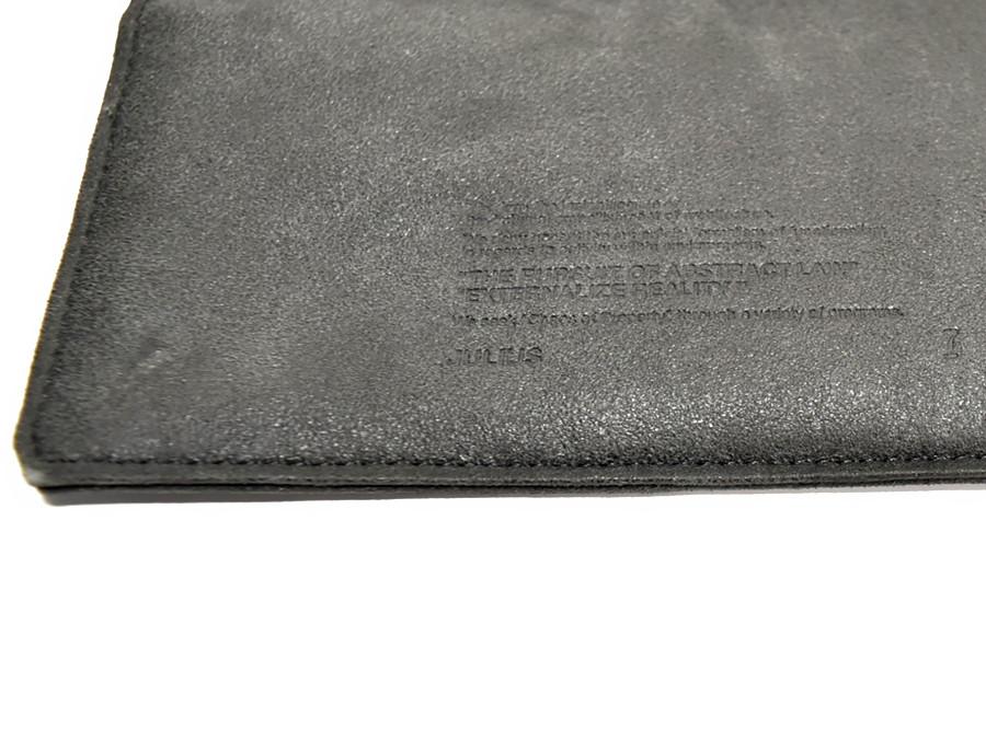 JULIUS wallet crack 900 通販 GORDINI001