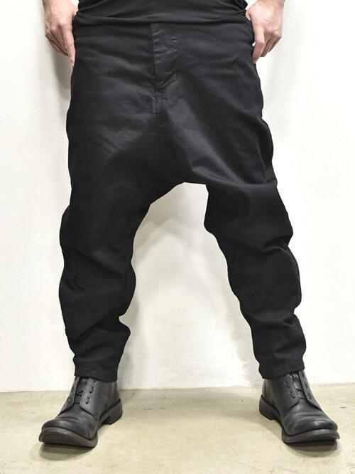 JULIUS Low Crotch Baggy 通販 GORDINI001