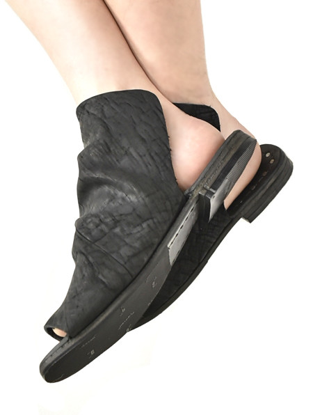 Partaille sandal cordvan 通販 GORDINI008