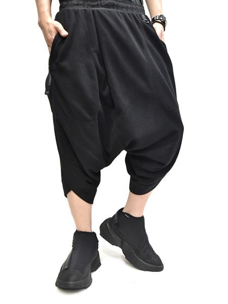 NILS fleece pants 着用 通販 GORDINI009