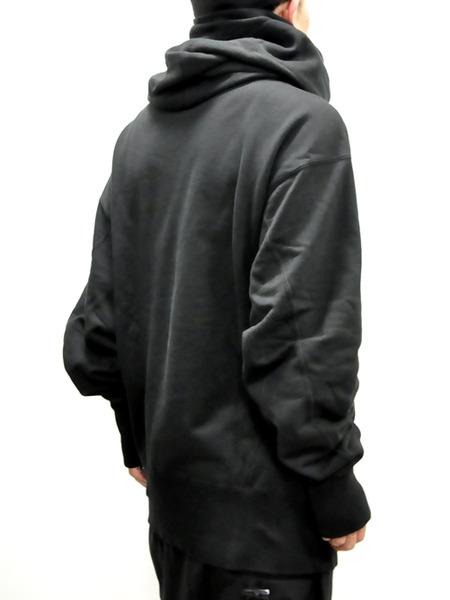 JULIUS パーカー 黒 通販 GORDINI004