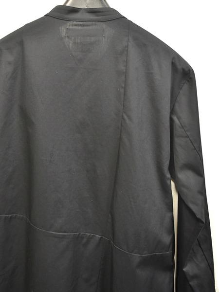 Nostrasantissima long shirts blk 通販 GORDINI006