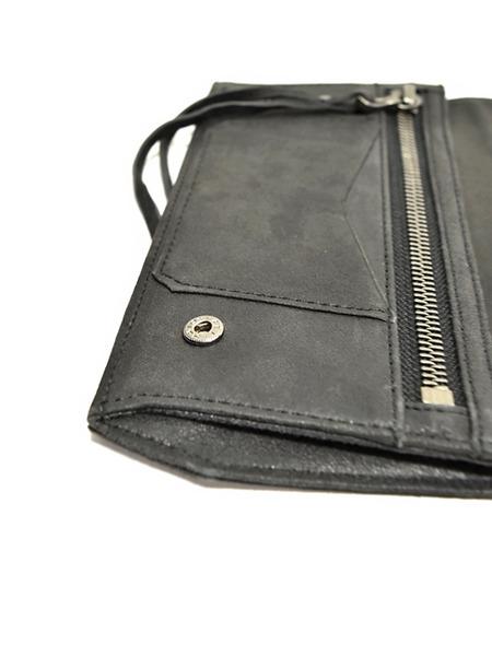 JULIUS wallet crack 通販 GORDINI006