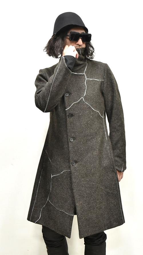 IROFUSI 罅割 Coat 通販 GORDINI006