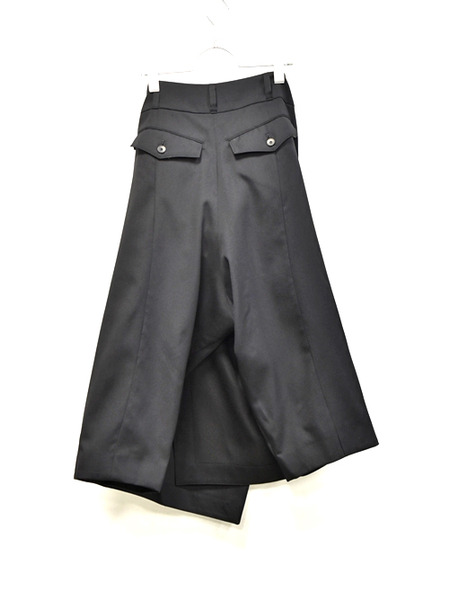 JULIUS baggy skirt trousers 通販 GORDINI005