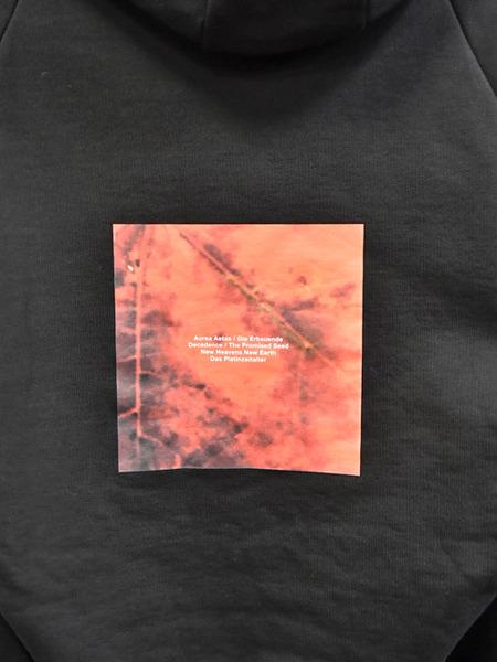 JULIUS print pull hoodie 通販 GORDINI006