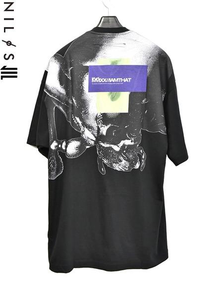 NILøS Back Print T-Shirt 通販 GORDINI005のコピー