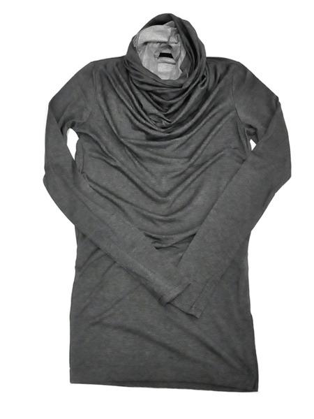 JULIUS ボリュームネック gray 通販 GORDINI001