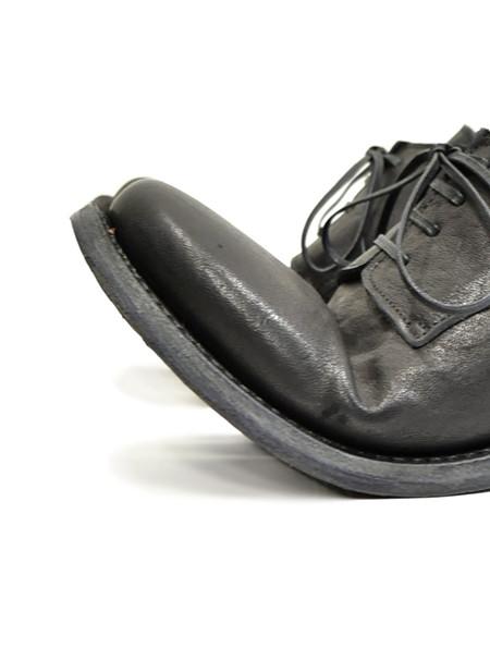 PORTAILLE derby black 通販 GORDINI003