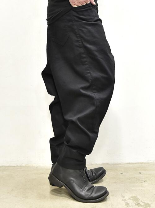 JULIUS Low Crotch Baggy 通販 GORDINI003