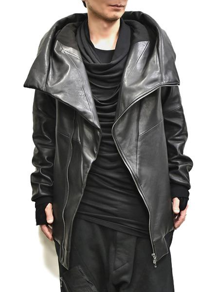 JULIUS leather PARKA 通販 GORDINI010