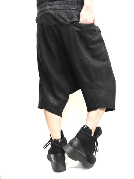 JULIUS coated crotch 通販 GORDINI007