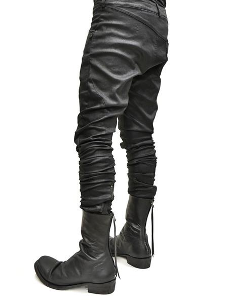 Nostrasantissima coating pants通販 GORDINI004