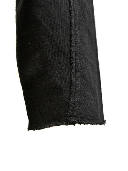 primordial crotch pants black 通販 GORDINI003