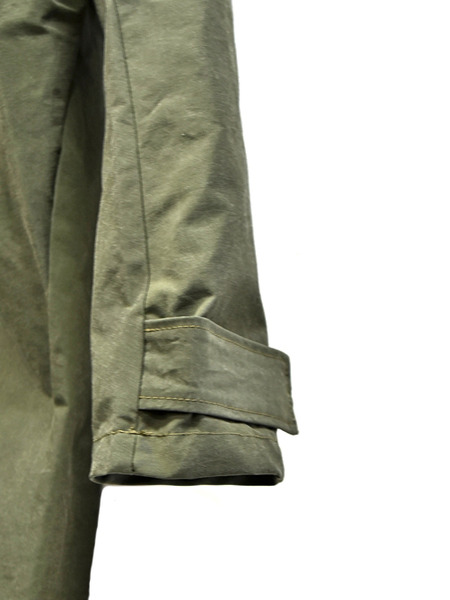 JULIUS sleeve pants khaki 通販 GORDINI005