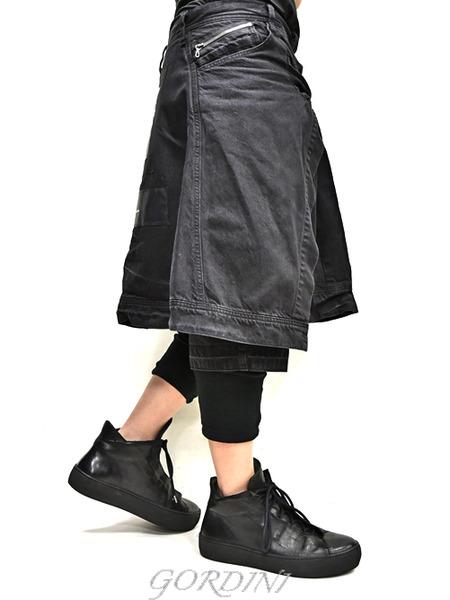 JULUS layered pants 通販 GORDINI010のコピー