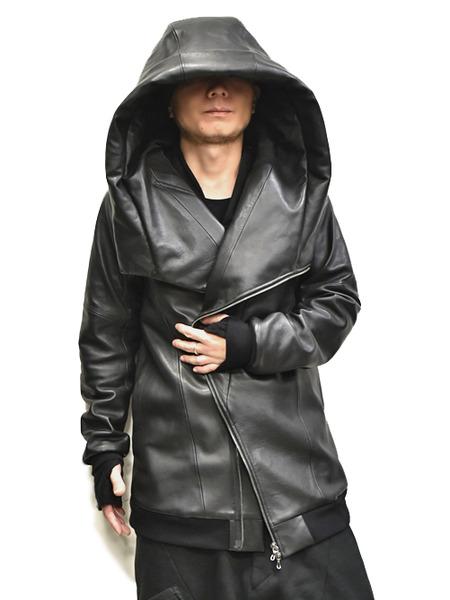 JULIUS leather PARKA 通販 GORDINI013