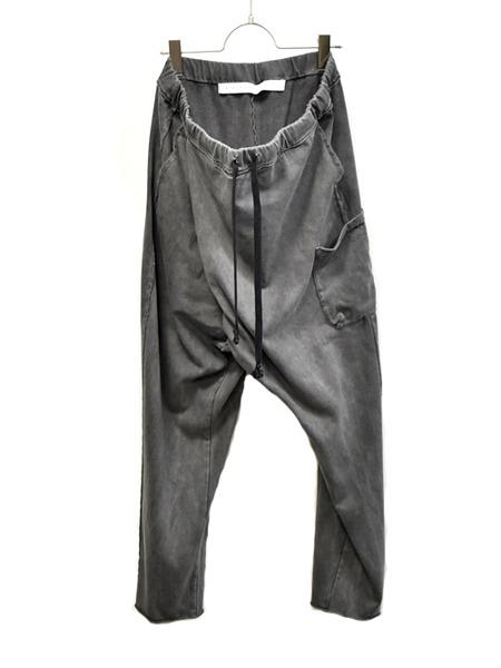 primordial cargo pants gray 通販 GORDINI001