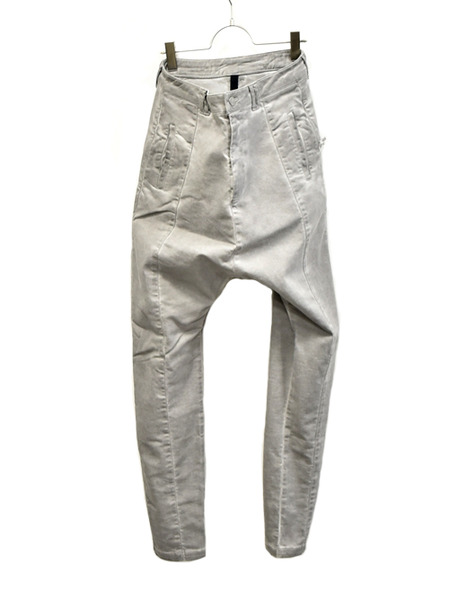 ARMY crotch pants beige 通販 GORDINI001