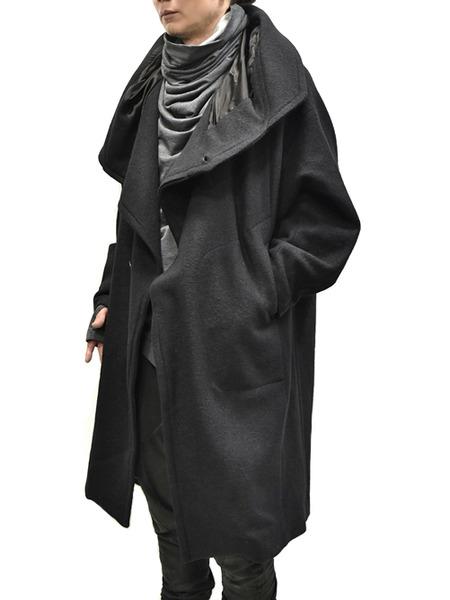 JULIUS hooded coat 着用 通販 GORDINI009 insta coorde