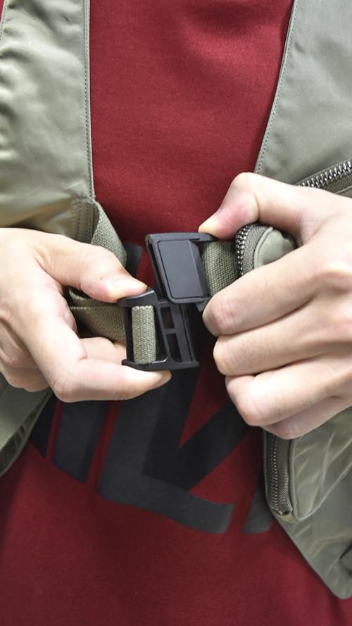 JULIUS holster vest 通販 GORDINI006