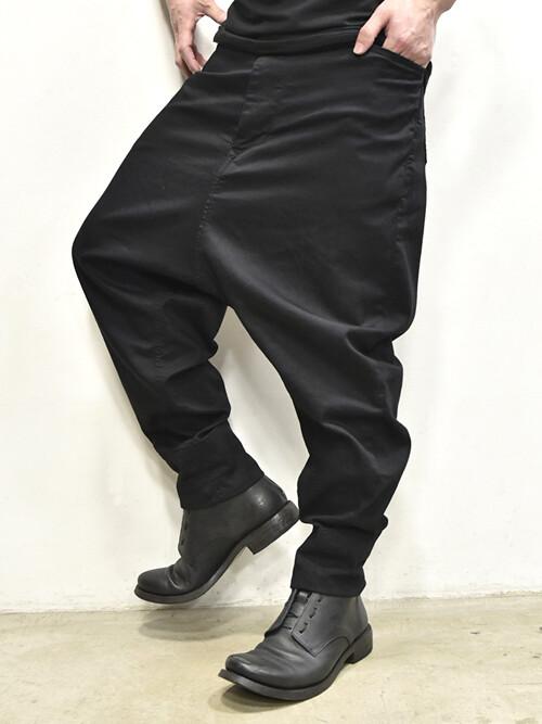 JULIUS Low Crotch Baggy 通販 GORDINI005