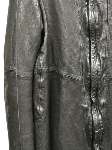 JULIUS leather shirts 通販 GORDINI004