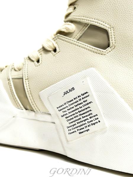 JULIUS スニーカー beige 通販 GORDINI007のコピー