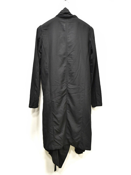 JULIUS drape coat 通販 GORDINI004