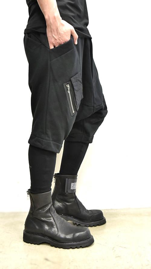 NIL JULIUS leggings blog 通販 GORDINI022