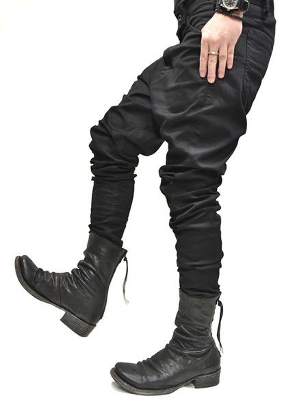 JULIUS arched pants  着用 通販 GORDINI007