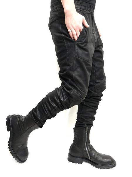 JULIUS coated rider pants 通販 GORDINI003