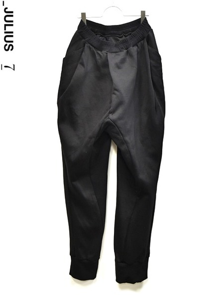 JULIUS SWEAT BAGGY pants 通販 GORDINI001